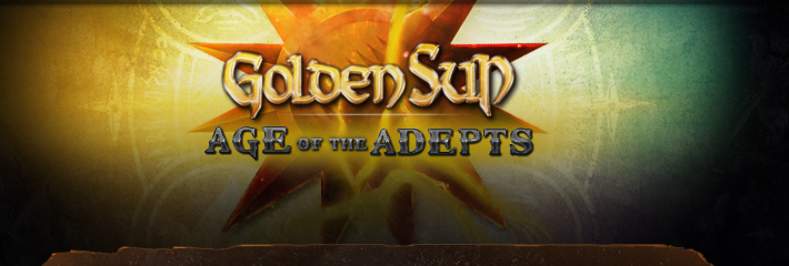 <span style='font-size: 22px; font-weight: bold; letter-spacing: -0.05em; line-height: 1em; font-family:arial;'>Age of the Adepts:</span><br/>A Golden Sun-inspired, text-based MMORPG. Currently in early development; look out for information soon.