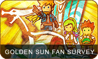 Golden Sun Fan Survey